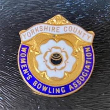 - FOUND YORKSHIRE BADGE SEPT.2020
